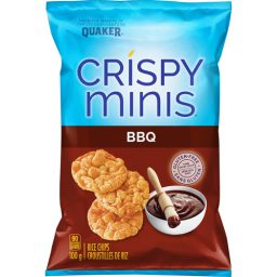 Sobeys Quaker Crispy Minis Butter Popcorn Rice Cakes 127g Zallat